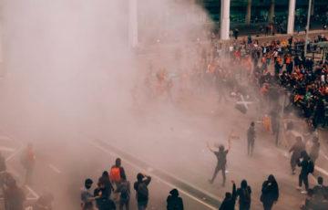 La huelga de Catalunya desploma el consumo eléctrico